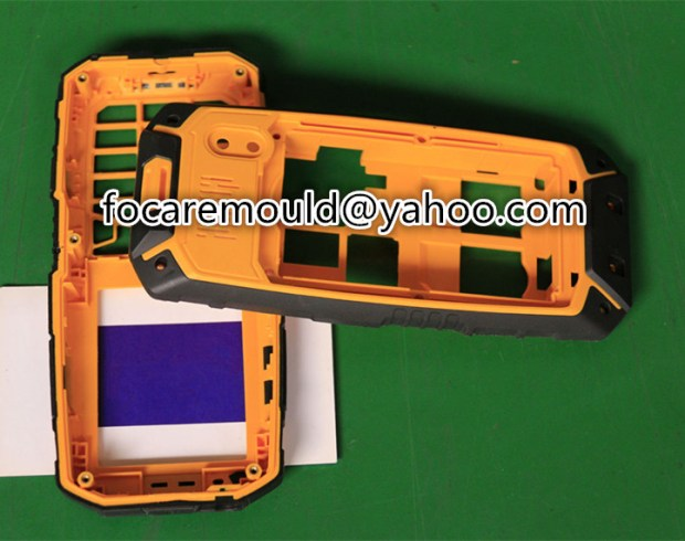 2k mold mobile phone shell