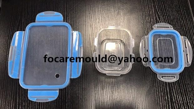 food box cover 2k mold design