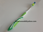 3 color toothbrush mould
