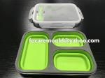 collapsible bento box two colour