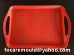 bi material serving trays