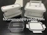 multi material crisper injection mold