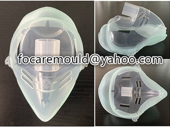 china nebulizer mask 2k