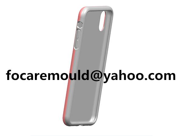 multi shot phone shell