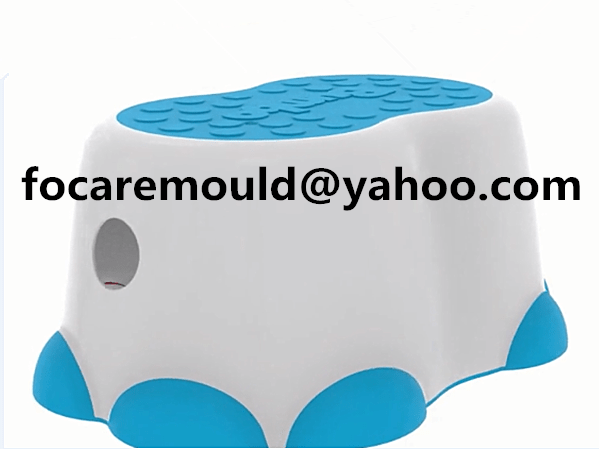 two color step stool