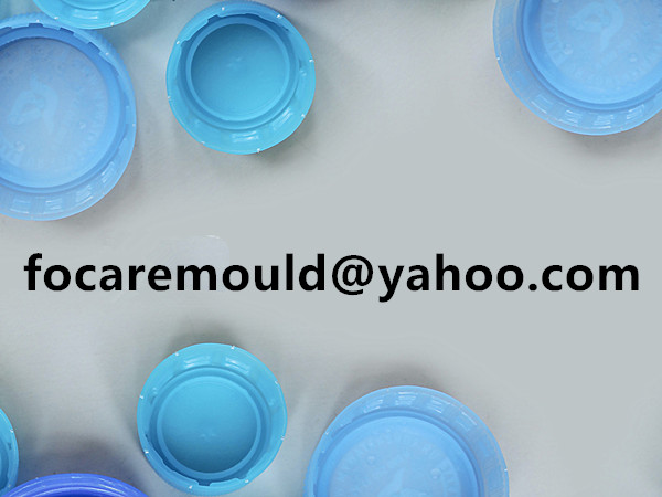 beverage bottle cap mold