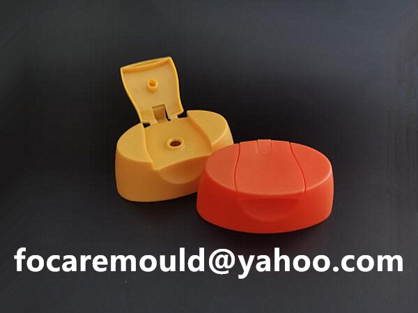 snap cap injection mold