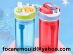 two tone water bottle cup