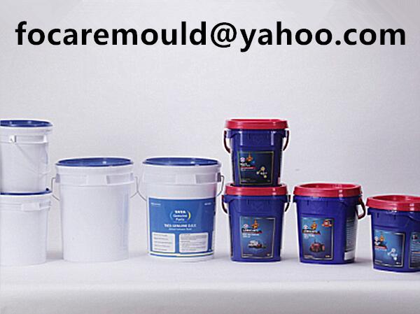 iml mold painting bucket
