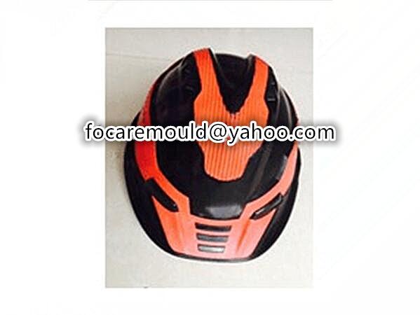 multiple shot hard cap mold