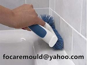 two color corner scrubber mold