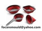 two color filter basket mold