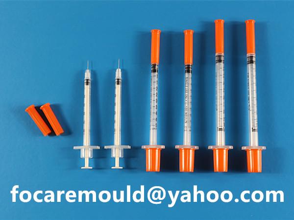 insulin syringe mold