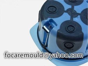 multi shot adaptable box mold