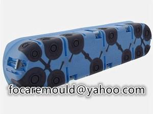 multi shot electric enclosure mold