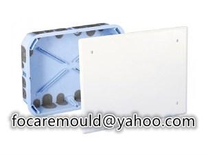 multi shot electrical gang box mold