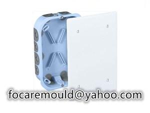 multi shot switch box mold