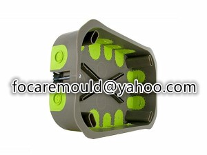 multi shot terminal box mold