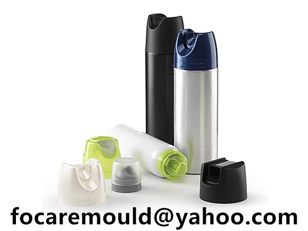 spray caps mold for aerosols