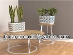 two color rectangular planter mold