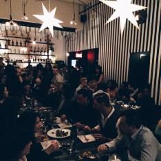 B:EATS Monsieur Restaurant + Bar