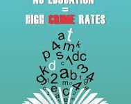Más y mejor educación también pueden contribuir a la reducción del crimen