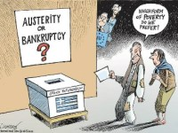 El dilema griego