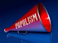 La geopolítica del populismo