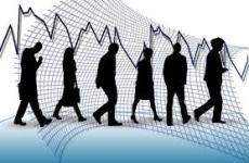 Evolución reciente de las principales tasas del mercado de trabajo argentino