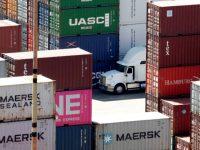 23 de Noviembre del 2018/VALPARAISO Los tres sindicatos de los trabajadores eventuales portuarios de Valparaiso, cumplen su septimo dia de paro, con esto paralizando toda faena de carga y descarga en los dos terminales del Puerto Principal. FOTO: RODRIGO SAENZ/AGENCIAUNO