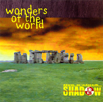 Wonders of the World cover art