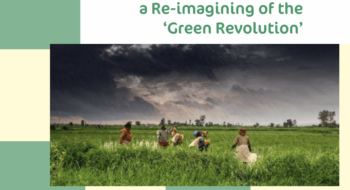 A Revolution Unwanted? Eastern India Demands a Re-imagining of the Green Revolution
