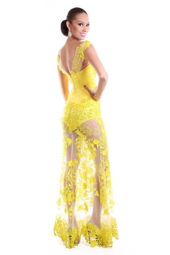Charlene Leslie: Miss Universe Aruba 2016