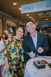 Lisette Buckley y Michael Aram