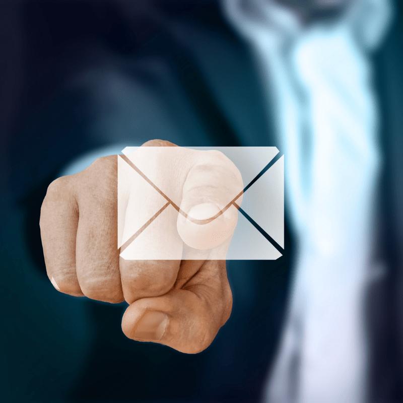 Email marketing communication strategy