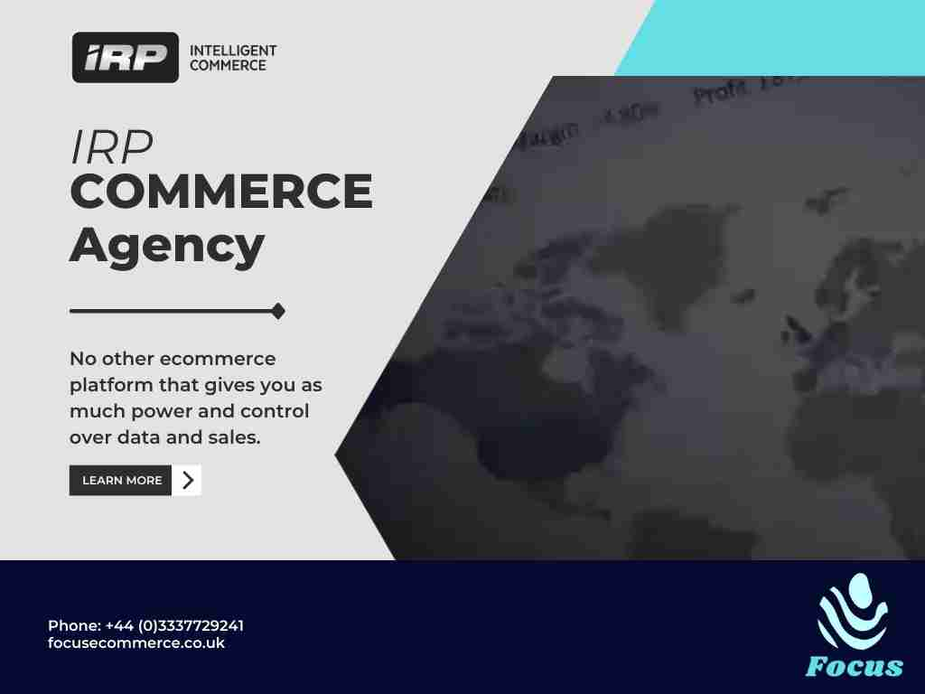IRP Commerce Cloud | Focus Ecommerce and Marketing