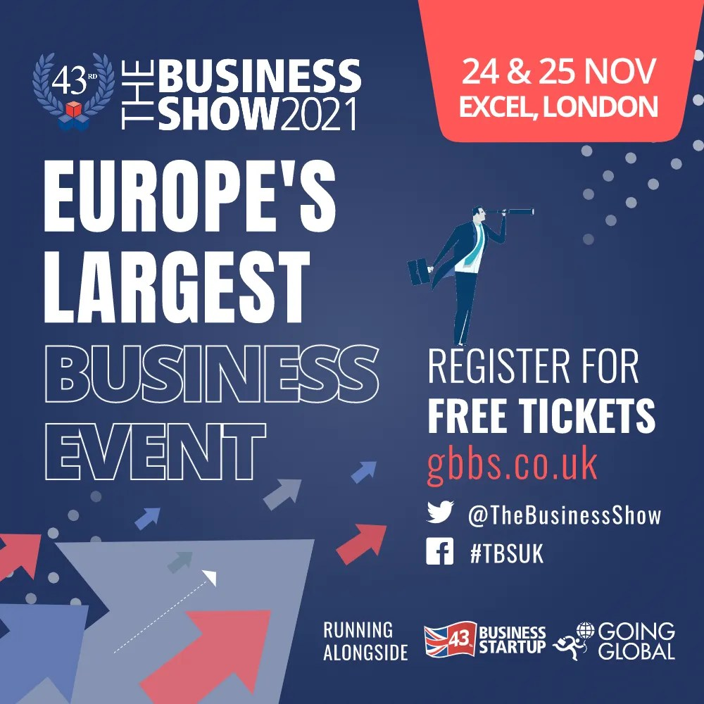The Business Show 2021 | Focus Ecommerce & Marketing