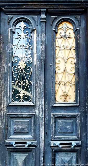 """Georgian Doors"" by Rachel Cancino-Neill taken in Tbilisi, GE: 2015"