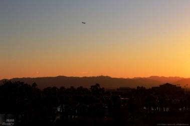 A Flight in the Sky