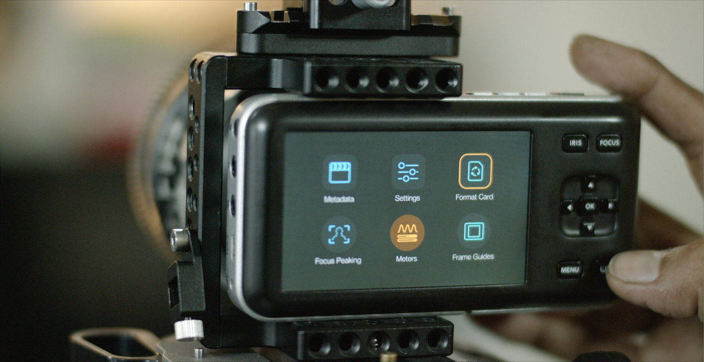 Blackmagic Pocket Camera Firmware 1.9.7 Update