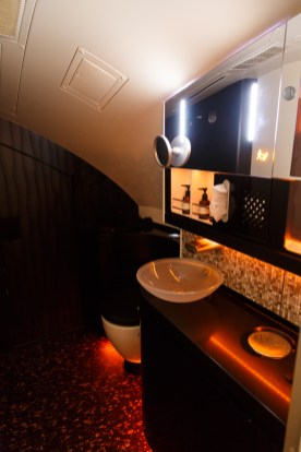 Etihad First Class Apartment Bathroom
