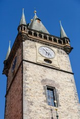 Prague Old Town Hall Tower