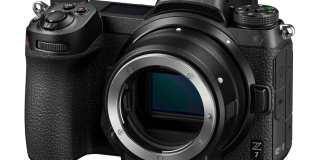 Nikon Z met FTZ adapter