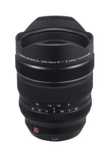Fujinon XF F2,8/8-16 mm R L WR