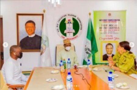 Nigeria Christian Pilgrim Commission Disowns Tonto Dikeh As Ambassador