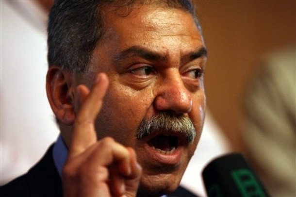 Mithal al-Alusi, deputato del Parlamento di Baghdad