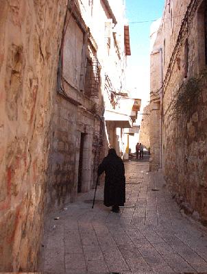 una veduta della Città Vecchia