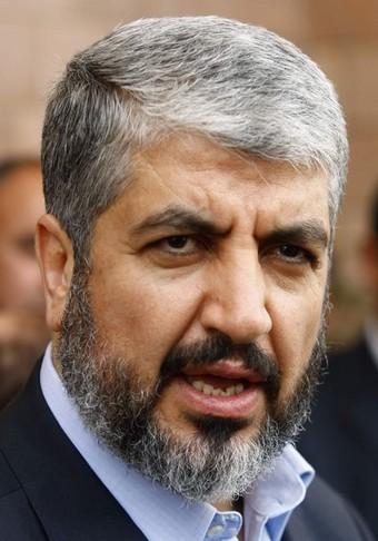 Khaled Meshaal, il terrorista attualmente leader di Hamas