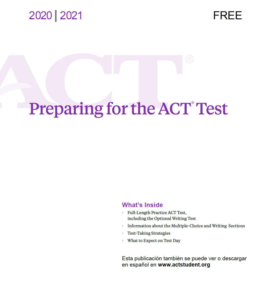Printable Act Practice Tests Download Now