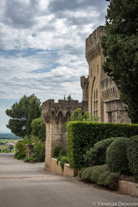 Château des Fines Roches. Photo by: Vanessa Dewson